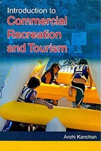 Cover Introduction to Commercial Recreation and Tourism