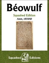 Cover Béowulf (Squashed Edition)