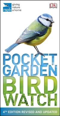 Cover RSPB Pocket Garden Birdwatch