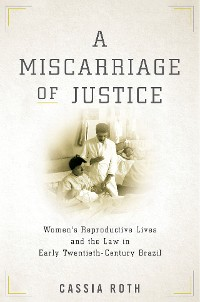 Cover A Miscarriage of Justice