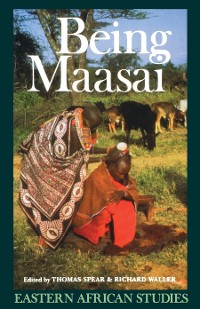 Cover Being Maasai