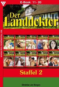 Cover Der Landdoktor Staffel 2 – Arztroman