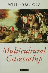 Cover Multicultural Citizenship