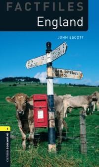 Cover England Level 1 Factfiles Oxford Bookworms Library