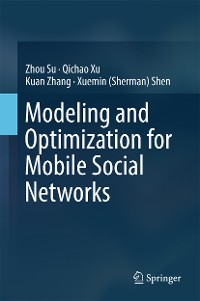 Cover Modeling and Optimization for Mobile Social Networks