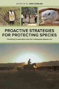 Cover Proactive Strategies for Protecting Species