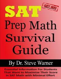 Cover Sat Prep Math Survival Guide