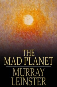 Cover Mad Planet
