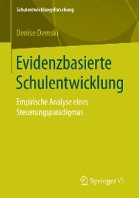 Cover Evidenzbasierte Schulentwicklung