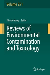 Cover Reviews of Environmental Contamination and Toxicology Volume 251