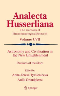 Cover Astronomy and Civilization in the New Enlightenment