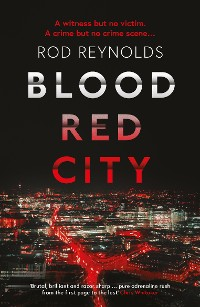 Cover Blood Red City