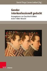 Cover Gender interkonfessionell gedacht