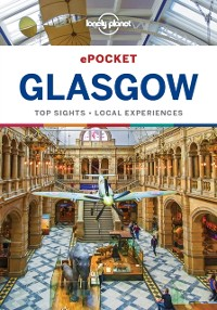 Cover Lonely Planet Pocket Glasgow