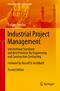 Cover Industrial Project Management