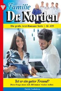 Cover Familie Dr. Norden 699 – Arztroman