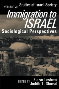 Cover Immigration to Israel