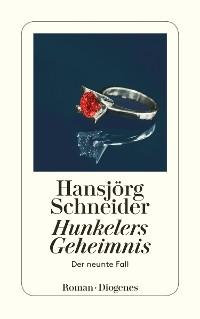 Cover Hunkelers Geheimnis