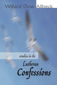 Cover Studies in the Lutheran Confessions