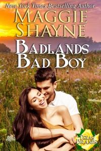 Cover Badlands Bad Boy