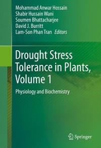 Cover Drought Stress Tolerance in Plants, Vol 1