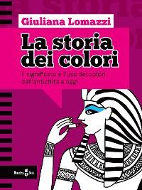 Cover La storia dei colori