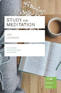 Cover Study and Meditation (Lifebuilder Study Guides)