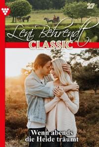Cover Leni Behrendt Classic 27 – Liebesroman
