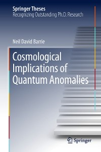 Cover Cosmological Implications of Quantum Anomalies
