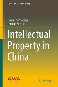 Cover Intellectual Property in China