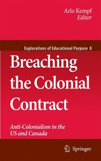 Cover Breaching the Colonial Contract