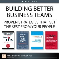 Cover Building Better Business Teams