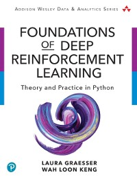 Cover Foundations of Deep Reinforcement Learning