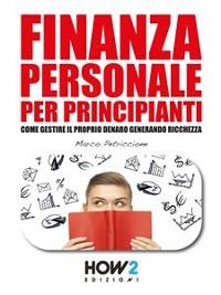 Cover FINANZA PERSONALE per Principianti