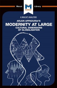 Cover Analysis of Arjun Appadurai's Modernity at Large