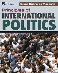 Cover Principles of International Politics