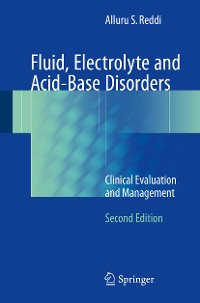 Cover Fluid, Electrolyte and Acid-Base Disorders
