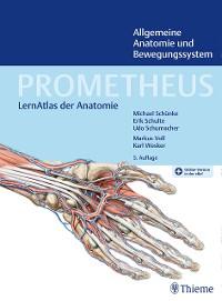 Cover PROMETHEUS Allgemeine Anatomie und Bewegungssystem