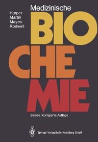 Cover Medizinische Biochemie