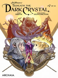 Cover Jim Henson's Beneath the Dark Crystal, Issu 7
