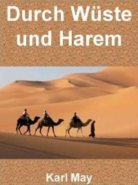 Cover Durch Wüste und Harem - 308 Seiten