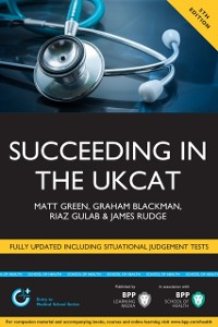 Cover Succeeding in the UKCAT Revised 5th Edition
