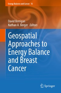 Cover Geospatial Approaches to Energy Balance and Breast Cancer
