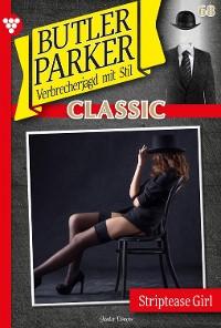 Cover Butler Parker Classic 68 – Kriminalroman