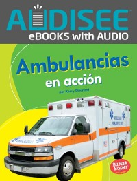 Cover Ambulancias en accion (Ambulances on the Go)
