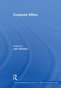 Cover Computer Ethics