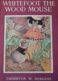 Cover Whitefoot the Wood Mouse