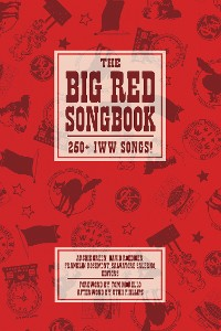 Cover Big Red Songbook