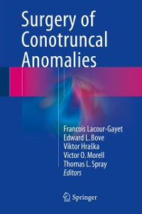Cover Surgery of Conotruncal Anomalies