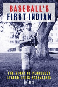 Cover Baseball's First Indian